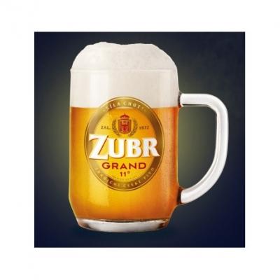 Pivo roku 2018? Zubr Grand!