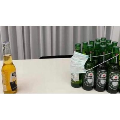 Pivo Corona doplácí na vtípky s koronavirem