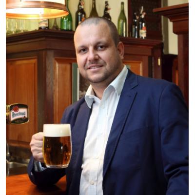 Rozhovor: obchodním ředitelem Plzeňského Prazdroje Tomáš Mráz