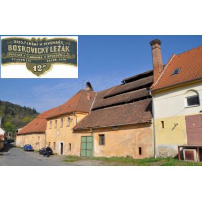 Pivovar v Boskovicích má nového majitele, bude se vařit pivo