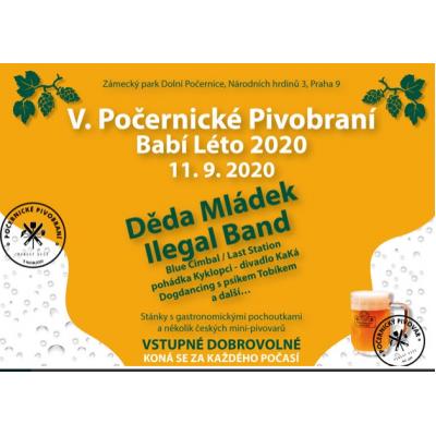 Počernické pivobraní a babí léto 11.-12. 2020
