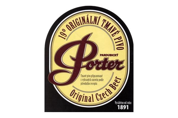 Nejlepším exportním pivem roku 2017 je Pardubický Porter!