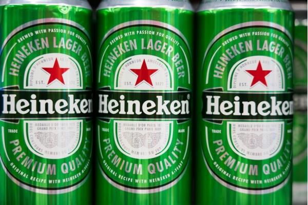 Heineken zvýšila čistý zisk v roce 2019 o +13 % na 2,2 mld. eur