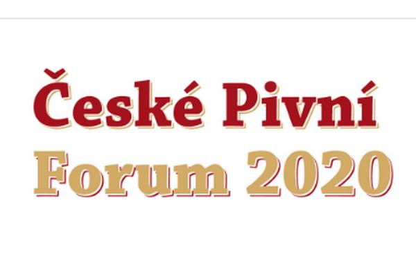 České pivní FORUM 2020