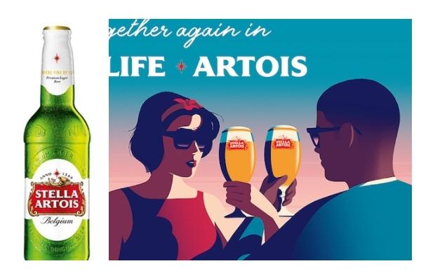 Belgická Stella Artois uvede novou pivní láhev