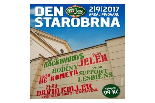 Den Starobrna 2017